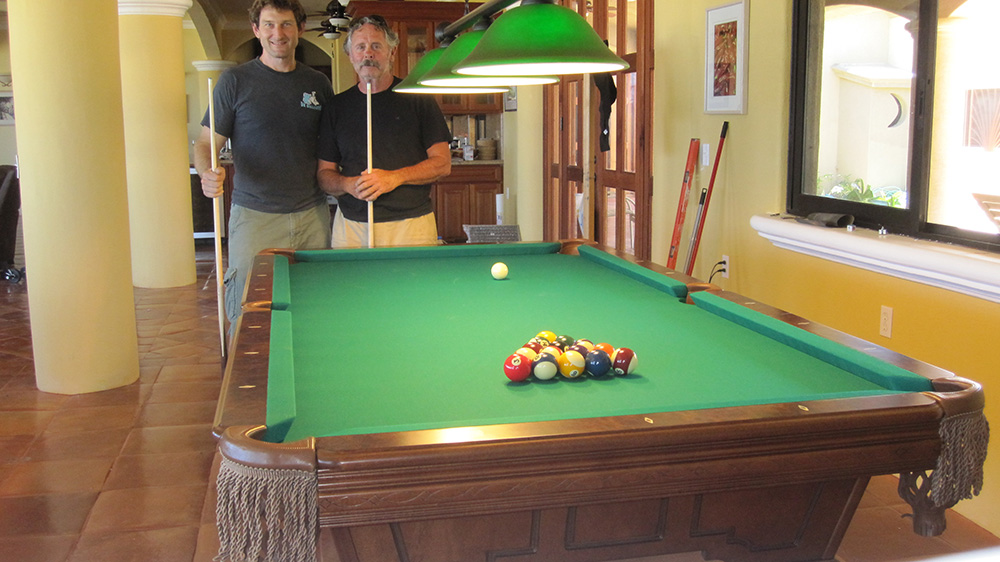 Pool Table Del Cabo Pool Table Service Amp Billiard Supply