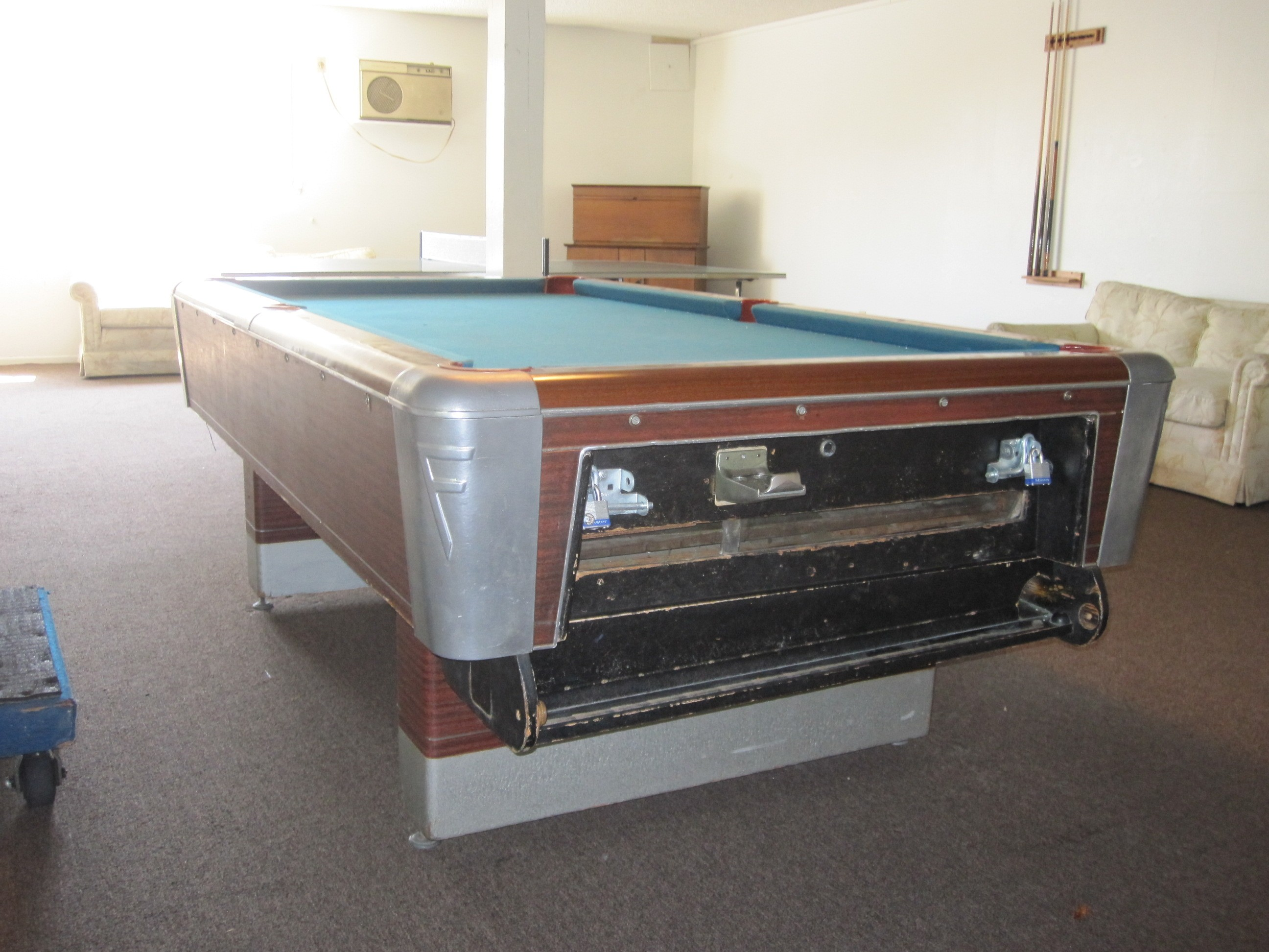 Fischer Pool Table Swap Pool Table Service Amp Billiard