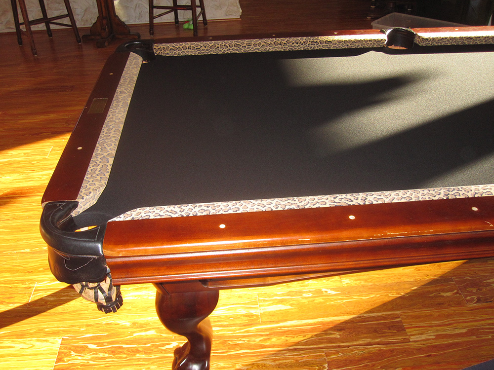 There 39 s so much more than green pool table service - Pool table green felt ...