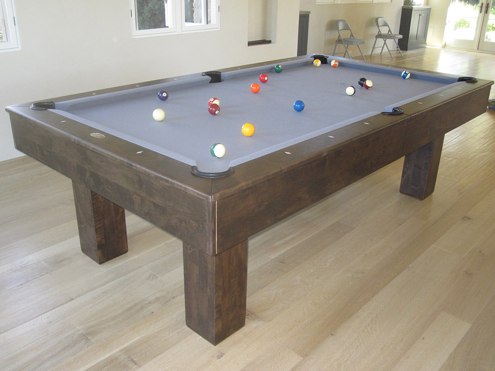 one piece slate dk billiards pool table sales service autos post. Black Bedroom Furniture Sets. Home Design Ideas