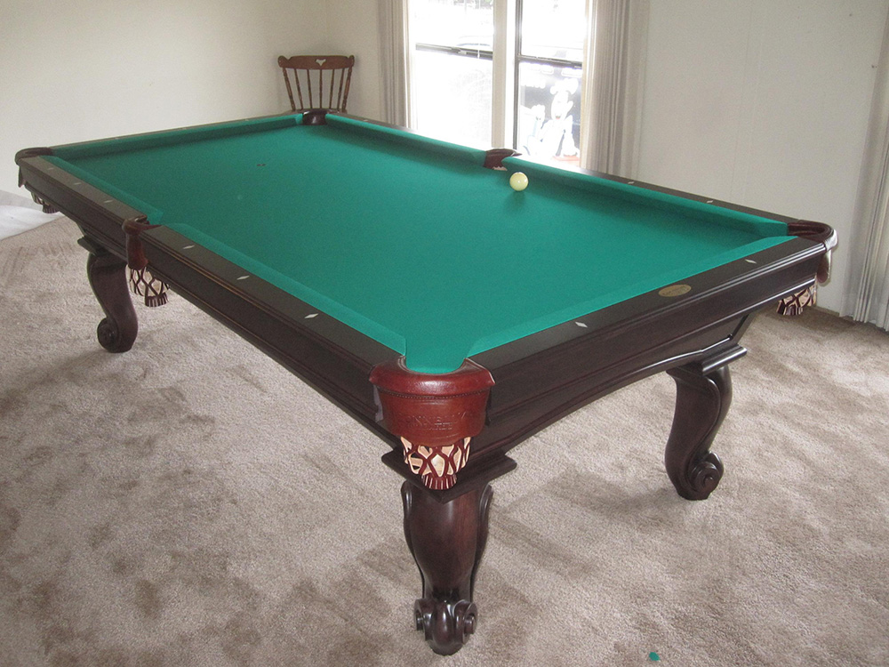 Captivating 8u2032 San Carlos In A Double Wide. By Pool Table ...