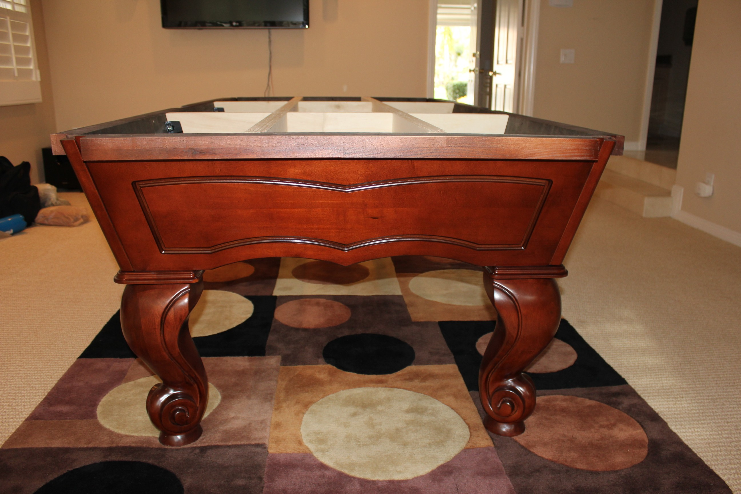 Important Facts About Import Pool Tables Pool Table