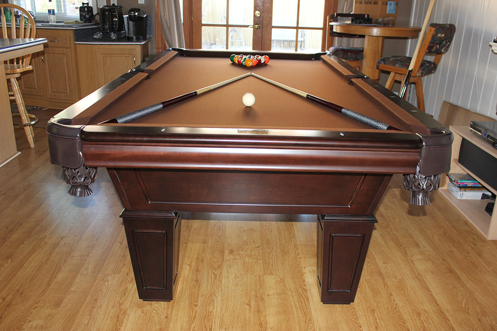 Looking for a Quality Slate Pool Table?