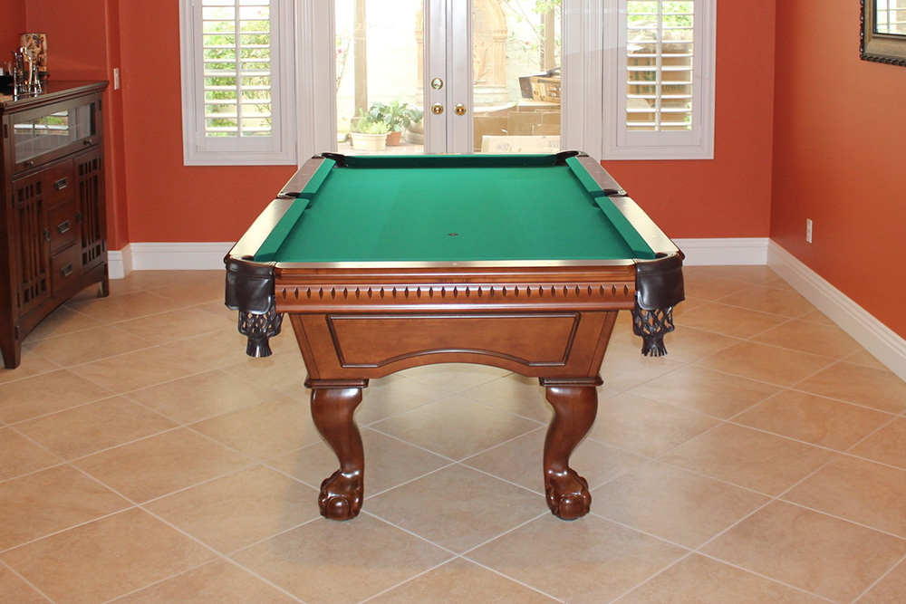 Pool Tables Delivered to Your Home