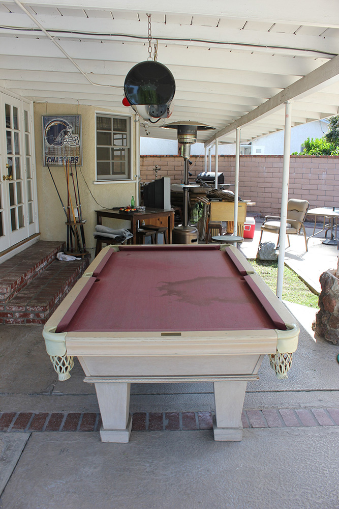 We Can Rejuvenate Your Old Pool Table Pool Table Service