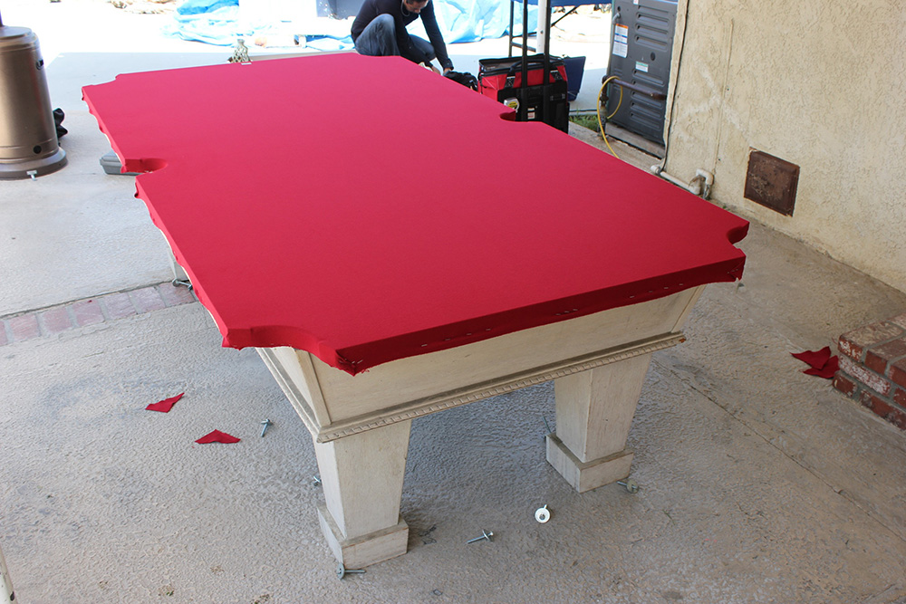 Pool Table Repair Service : We can rejuvenate your old pool table service