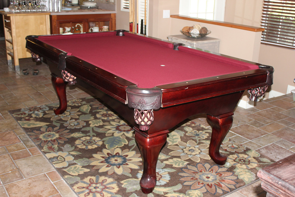 Pool Table Repair Service : When your bumpers stop bumpin dk billiards service