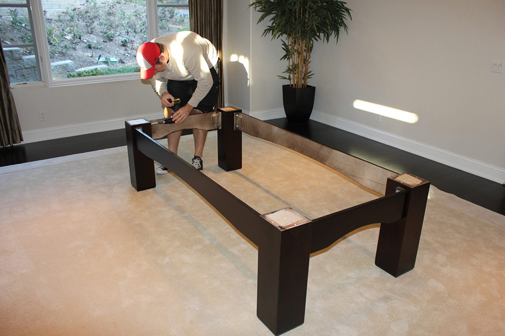 Alfa img showing gt frame pool table room