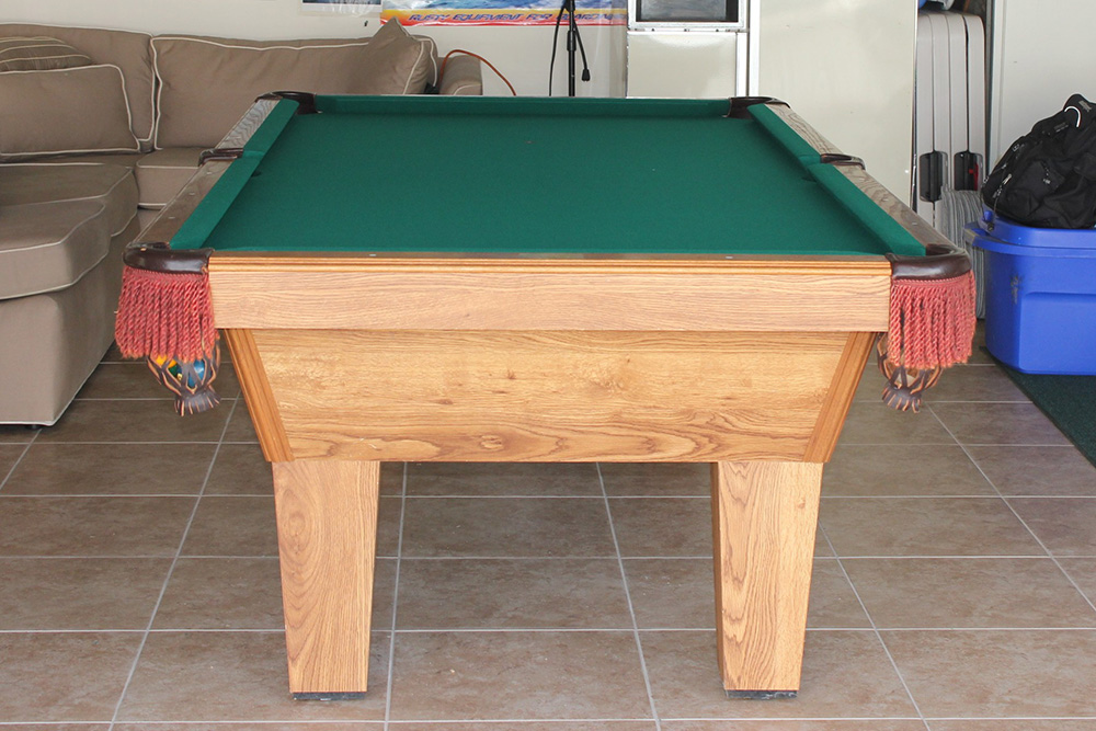 Olhausen Billiard Table Install Pool Table Service