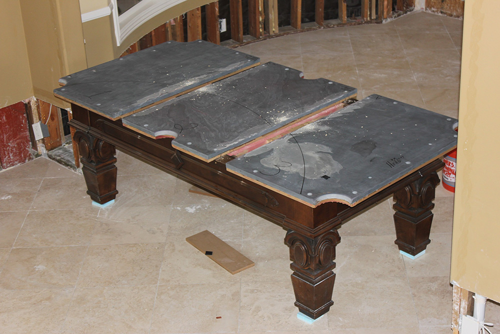 Buying A Used Pool Table Part 1 Slate Dk Billiards