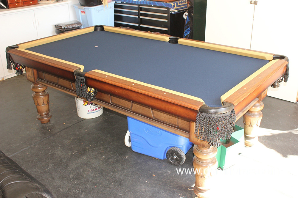 American Made Pool Table