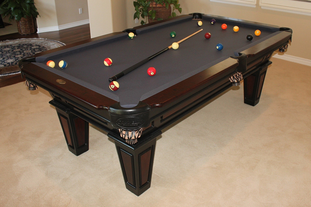 Two tone cochise pool table dk billiards service orange county ca - Photos of pool tables ...