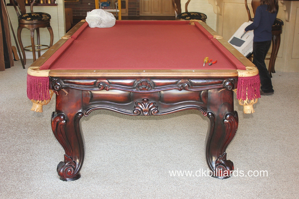 Moving Pool Table For Wood Floors   DK Billiards U0026 Service Orange County, CA