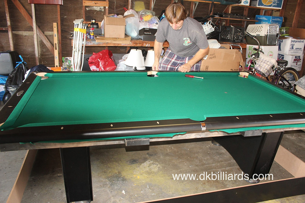 The American Made Addison Features Solid Construction, A Three Piece 1u2033  Backed Slate And Aluminum Trim. Similar Pool Tables Do Not Typically Offer  These ...