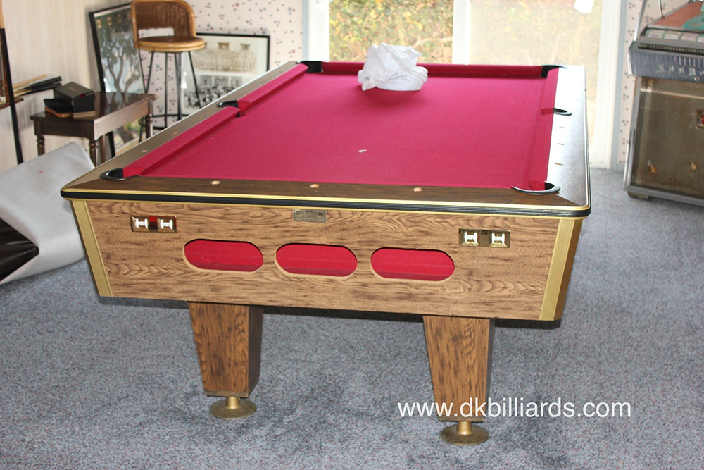 Good The 5.1 Tremor Caused A Fair Bit Of Damage To A Handful Of Homes Near The  Epicenter. In Nearby Brea, California, One Pool Table Took A Big Jump.