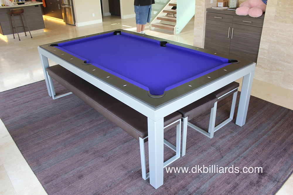 Modern pool table in san diego pool table service - Modern pool table ...