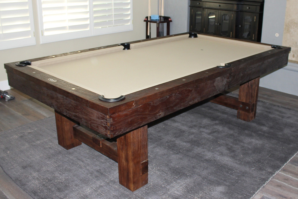 For Your Information Pool Table Delivery And Install