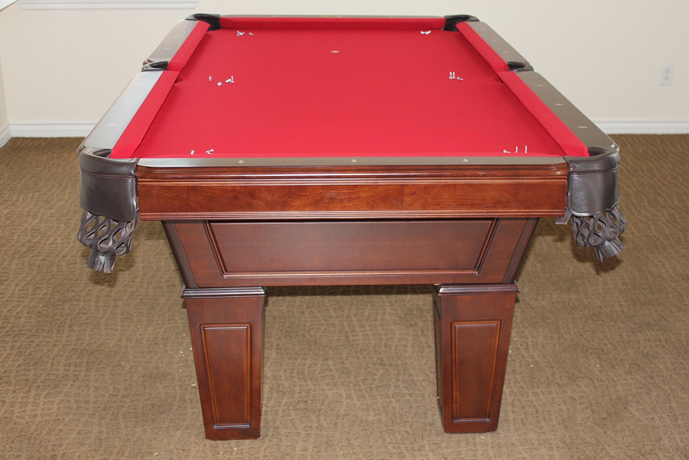Duke Delivery. This Seven Foot Duke Pool Table ...