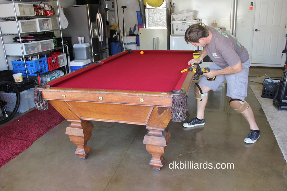 Extra Time And Experience Comes In Handy When Dealing With Specialty Billiard  Tables. These Jobs Will Cost You A Bit More, But Provide A Better Playing  ...