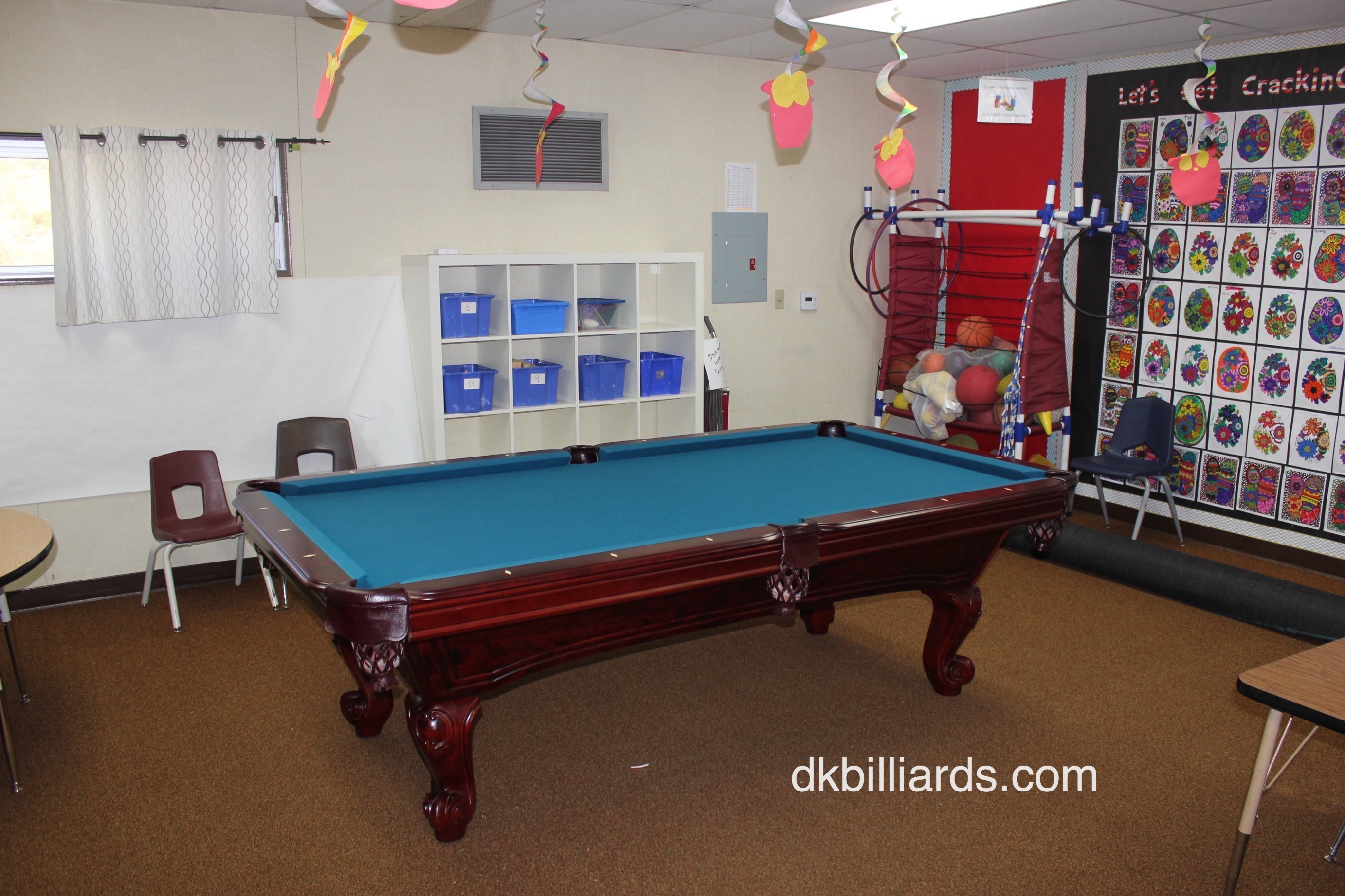 Donating Your Pool Table