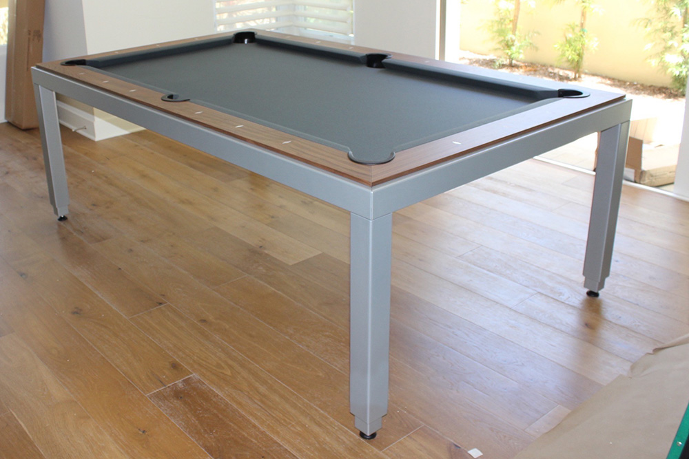 Dining Pool Table Combo Dk Billiards Amp Service Orange