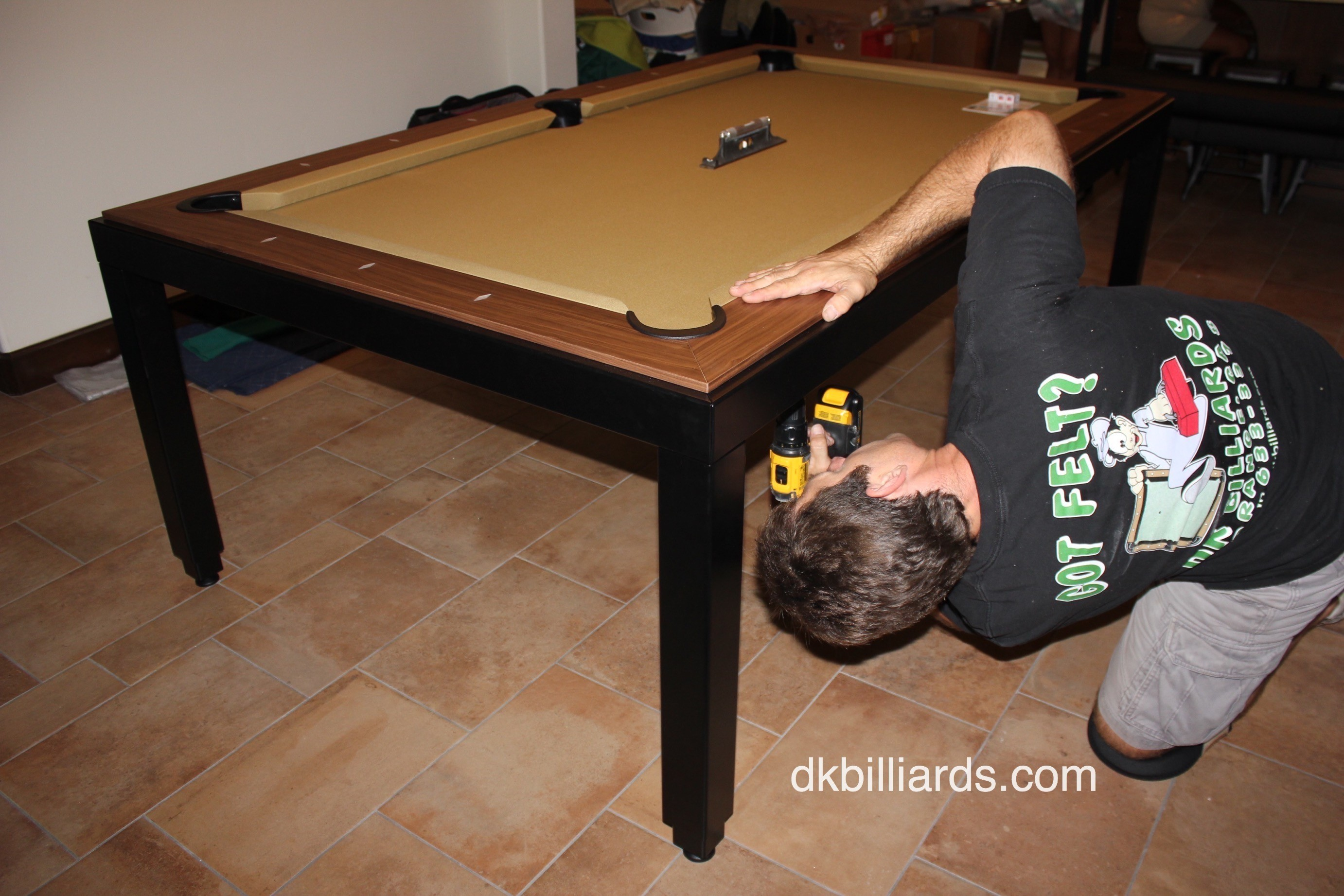 100 Dining Table And Pool Combination Tables
