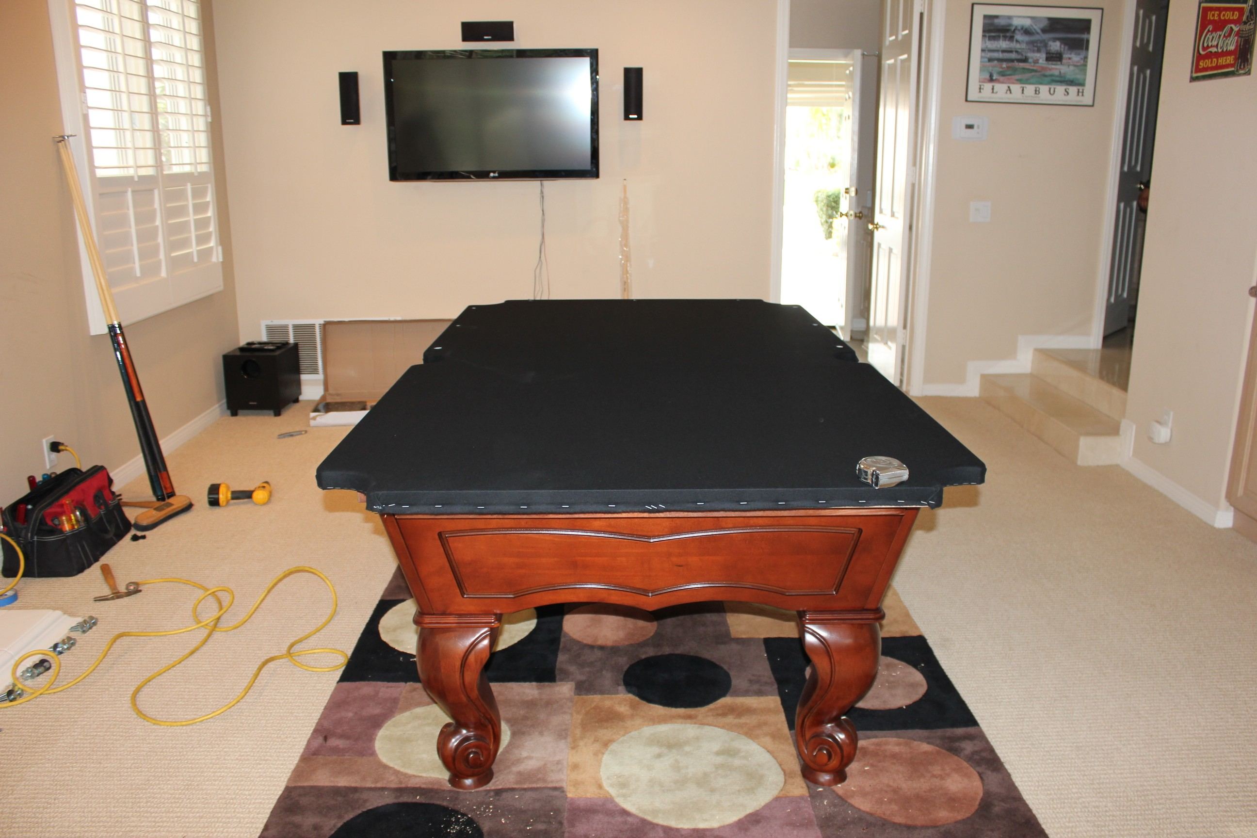 Important Facts About Import Pool Tables - DK Billiard ...
