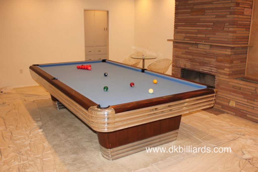 How To Move Brunswick Pool Table Across The Room